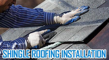 Shingle Roofing Installation In Goodyear AZ