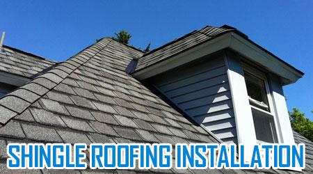 Shingle Roofing Installation In Mesa AZ
